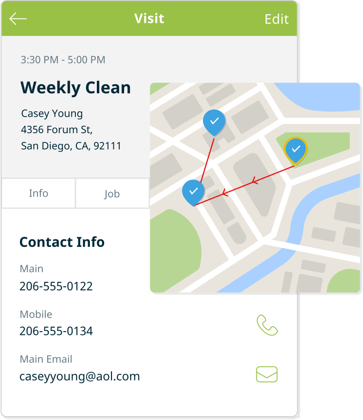 Cleaning Scheduling Software