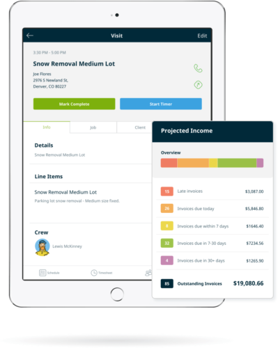 Business Management Software For Snow Removal Companies