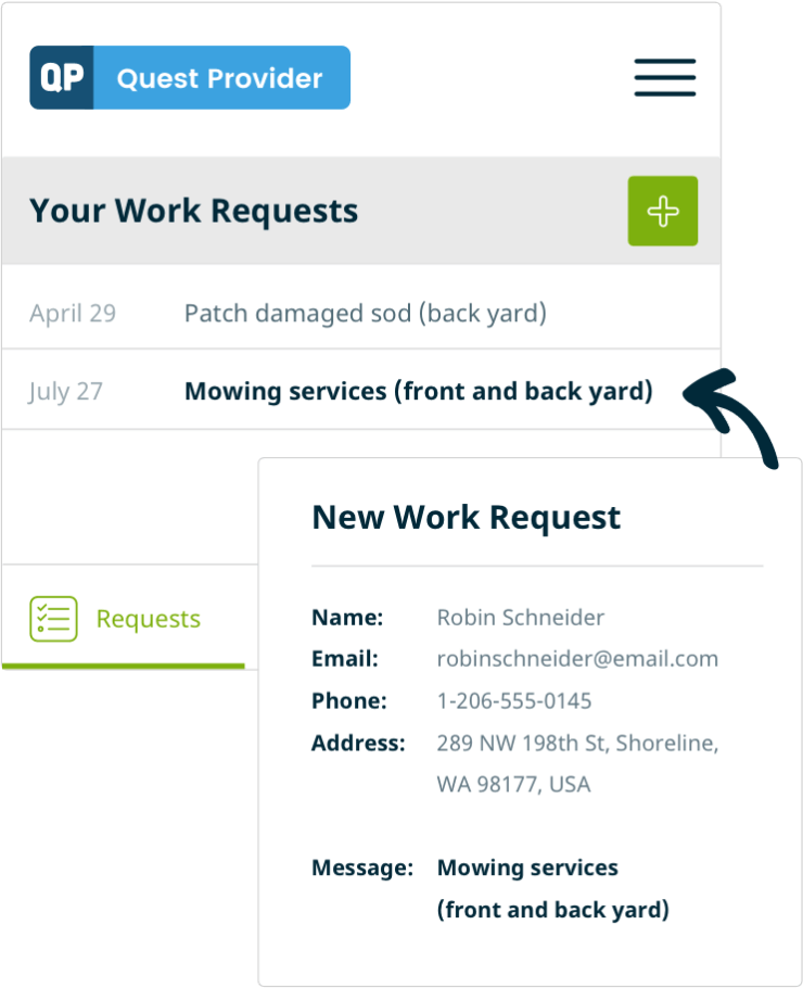 Work Requests
