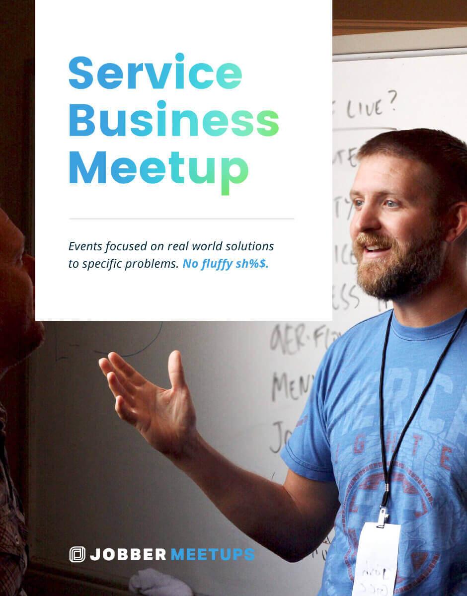 Service Business Meetup