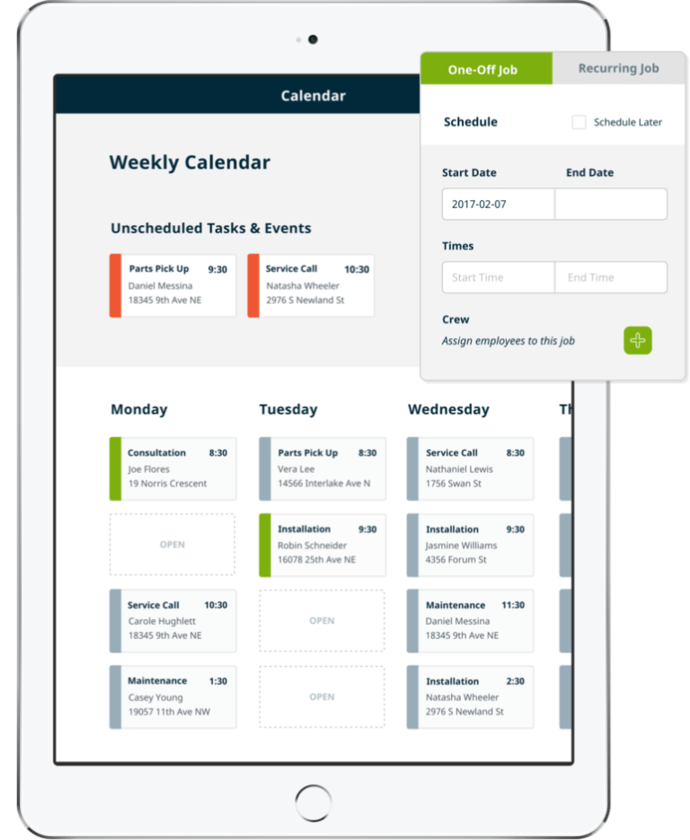 1 General Contractor Software 2019: Scheduling, Invoicing