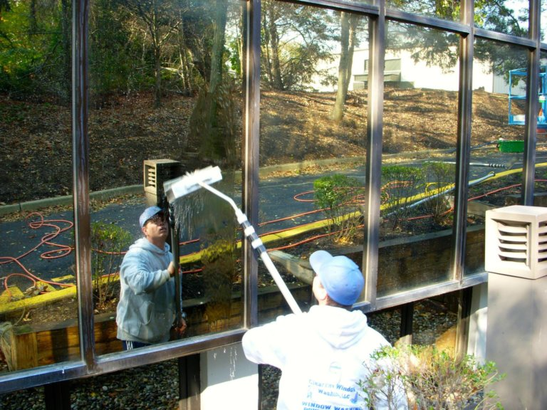 Window cleaning contracts